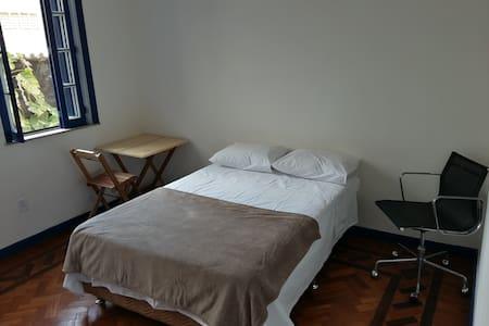 Double room with big closet and safe - Rio de Janeiro - House