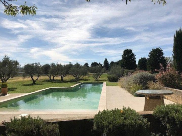 Mas de la Tour- Air Property Provence