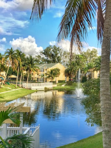 Beautiful 1/1 bedroom apartment - Boca Raton