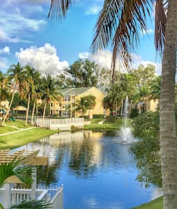 Beautiful 1/1 bedroom apartment - Boca Raton - 公寓
