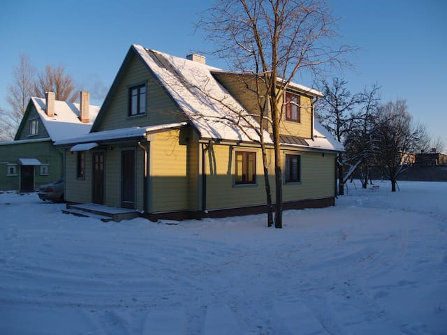 Apartment in a yard house with its own entrance! - Pärnu - Huoneisto