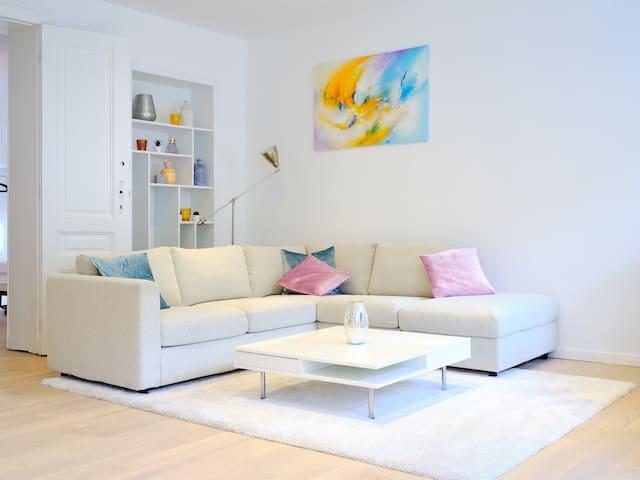 Somptueux Appartement, Bruxelles Centre
