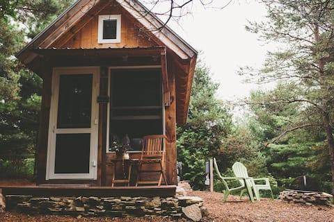 Uma casa minúscula: uma fuga simples em NoMich