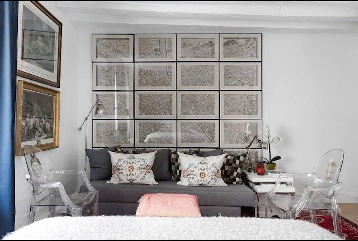 Elegant Suite in the heart of Paris