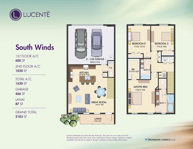 Lucente Town home