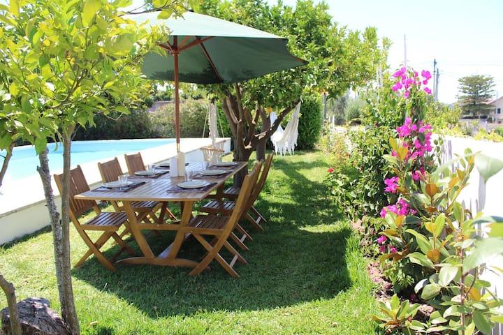 Casa Rural do Largo | Rural house w/ pool & grill