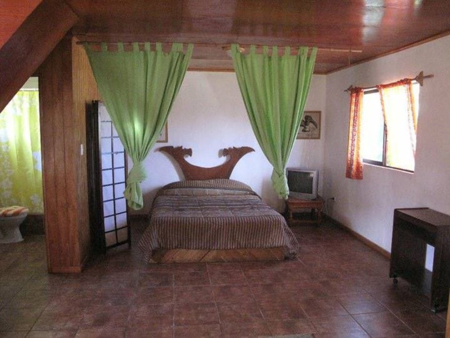 Dormitorio Primer piso