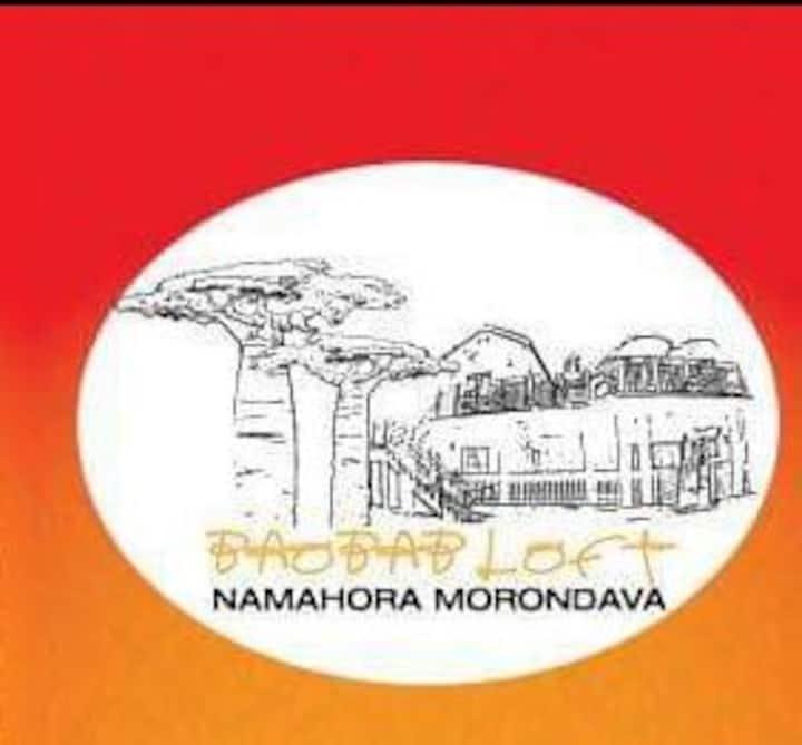 Baobab Loft Maison d'hôte Morondava