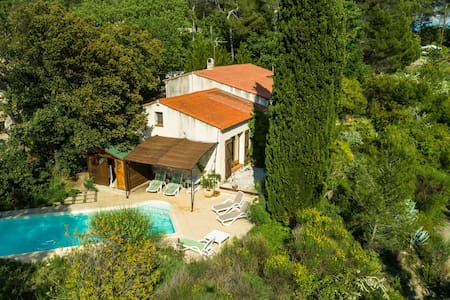 Beautiful Holiday Home with Private Swimming Pool in Var