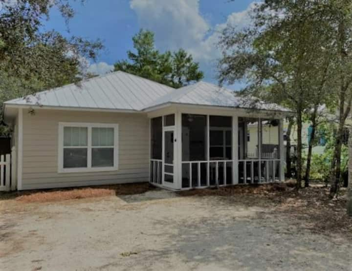 Seagrove 3BR Cottage, Eastern Lake, South of 30A