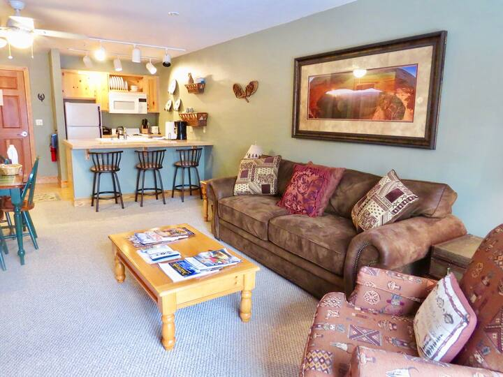 Teton Creek Condo