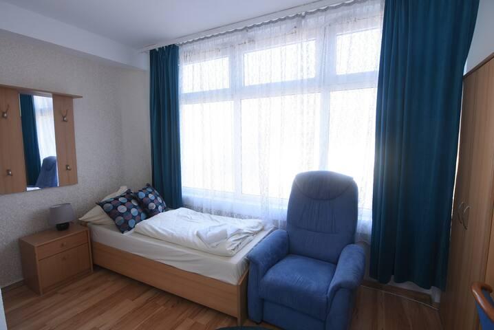 Cosy Foursquare Zimmer