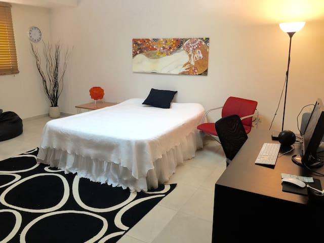 Modern Private Room in the heart of Santo Domingo - Santo Domingo - Talo