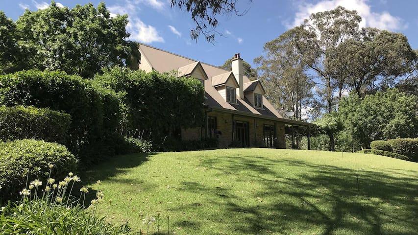 Luke's Hill Homestead
