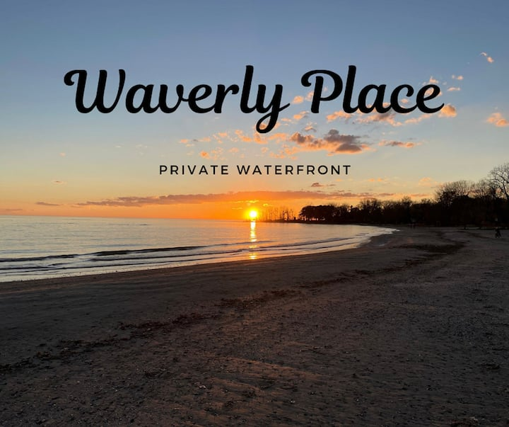 Waverly Place–Waterfront-Sleeps 10-Newly Reno'd