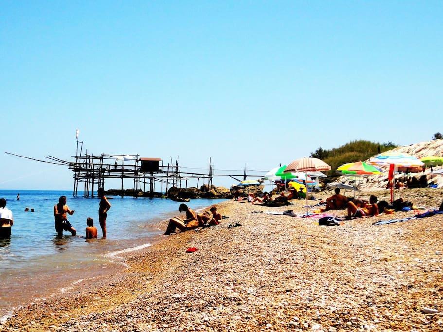 spiaggia giorno