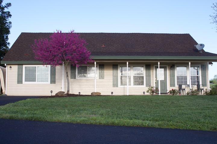 Sloughhouse / Rancho Murieta Guest House