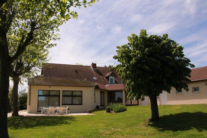 Gîtes de Montvaltin Grande Maison Bourgeoise
