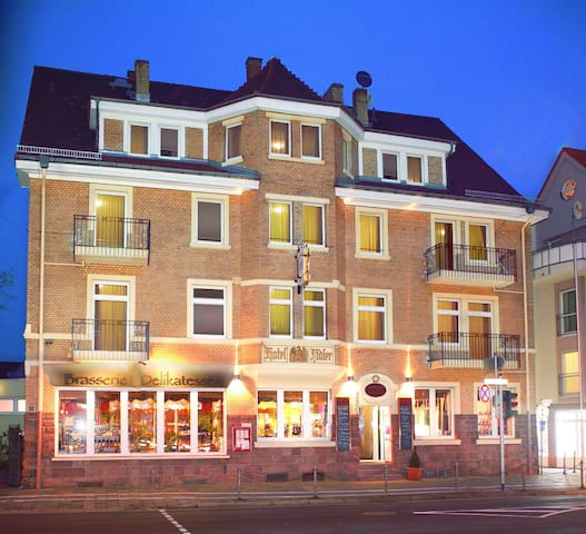 Hotel Adlerpalast Rüsselsheim