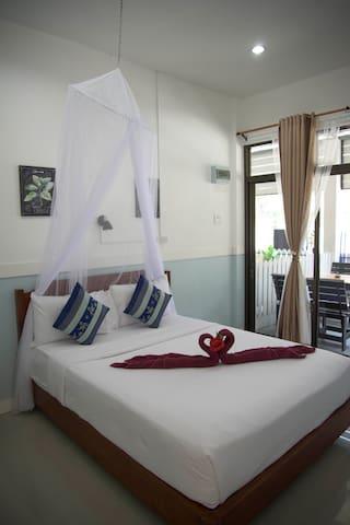 Samet 99 , Double Room with Terrace - Koh Samet  - Wohnung