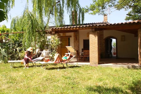 Villa in beautiful countryside, 6km from the sea. - Campomarino (cb)  - Villa
