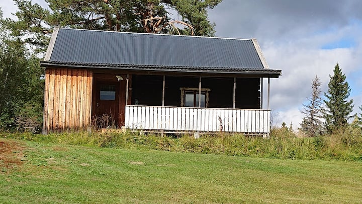 Nylandsböle stugor & fiske Bryggstugan
