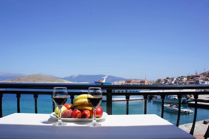 Aegean View Villas (superior sea view villa)
