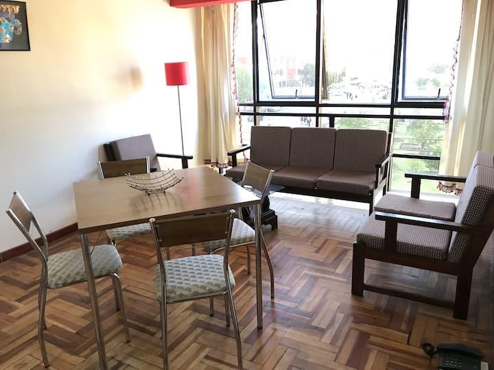 Hermoso mini apartamento a 15 min del centro ciuda