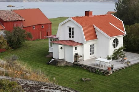Beautiful house in the Swedish archipelago - Grindebacken