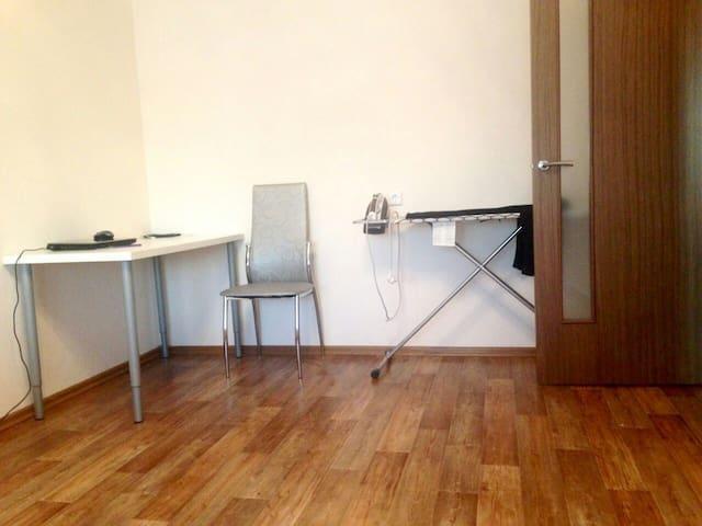 Удобная, функциональная квартира. Светло и уютно! - gorod Sankt-Peterburg - Apartment