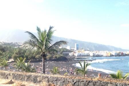 Bellavista with views of the ocean and El Teide - Puerto de la Cruz - Wohnung