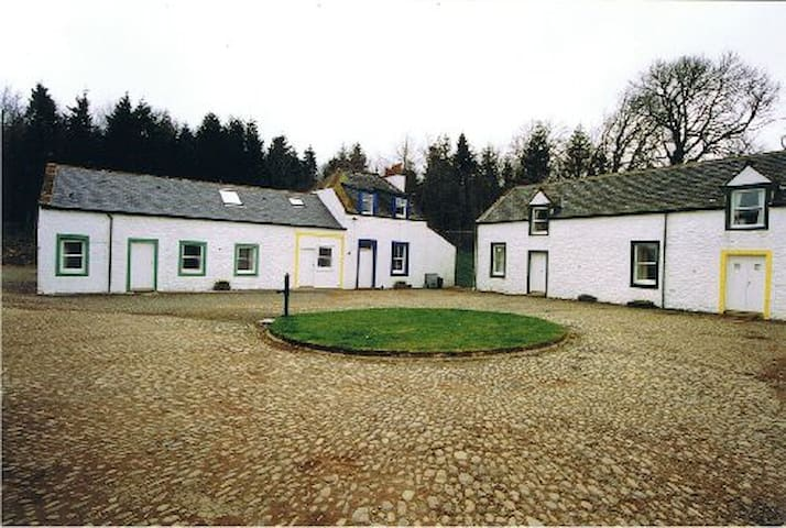 Hare Cottage, Kirkwood farm, Real Farm Holidays