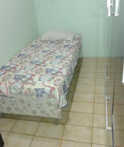 Quarto individual confortável - Rio de Janeiro