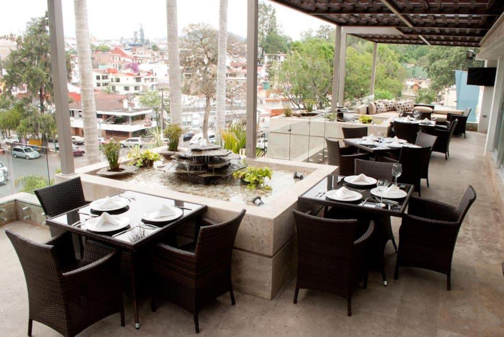 Restaurante Irresistible Peccato