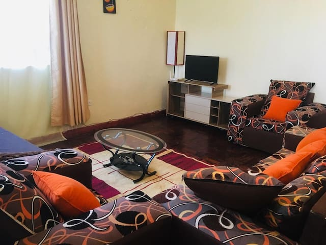 Two bedroom Guesthouse A in Nanyuki Town