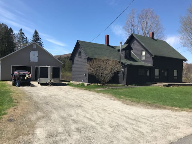 Vermont home away from home!