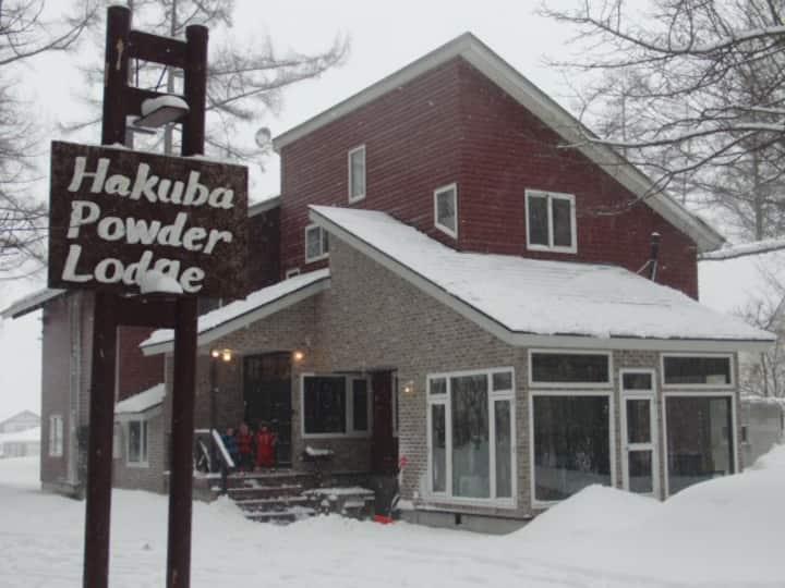 Hakuba Powder Lodge Quad Room A