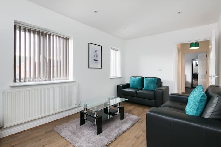 Luxury 4 bedroom House in Didsbury - Manchester - Casa
