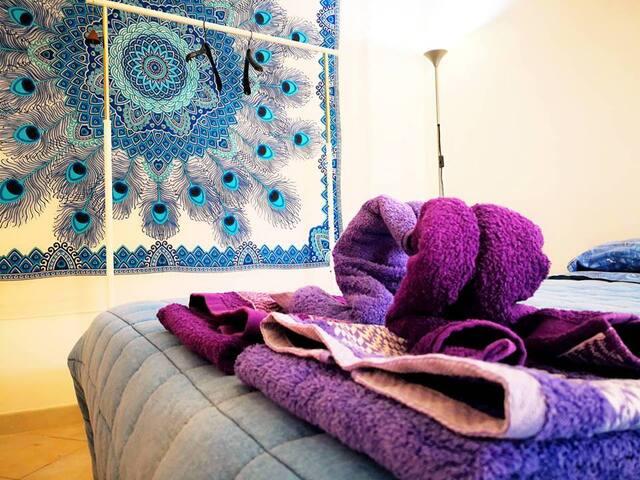 Art House - Mandala Room - a breath out of Rome