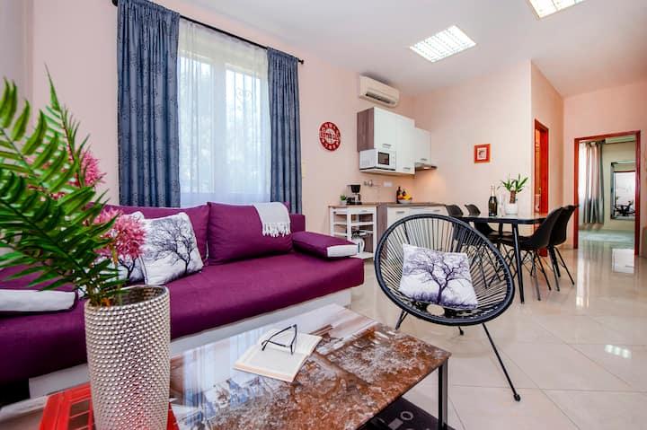 Rovinj City,  appartment in Centre