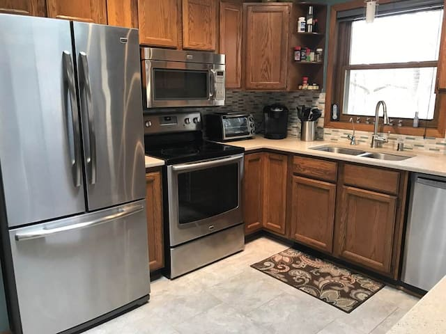 2017 U.S. Open House Rental - Hartford, WI - Hartford - Casa