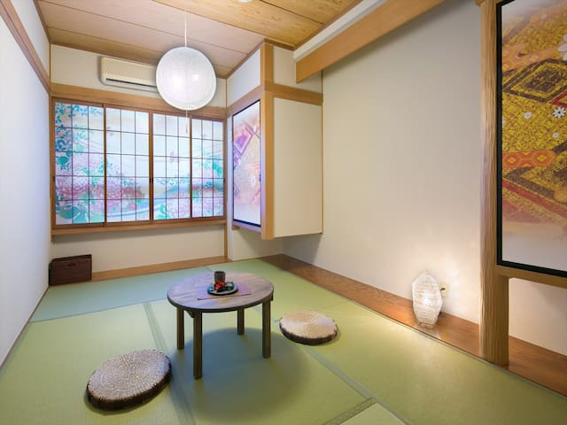New Open! Asakusa Guest House w/ Roof Top #A33