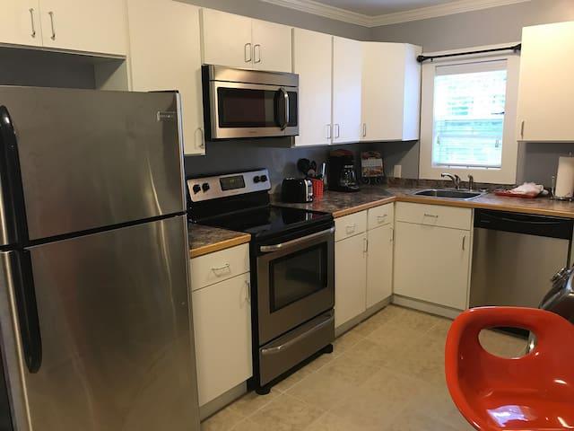 Modernized & Trendy Villa Heights NoDa Home!