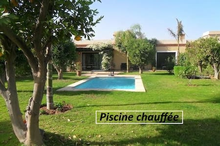 (49) Superbe villa, PISCINE CHAUFFEE /Dyar Shemsi