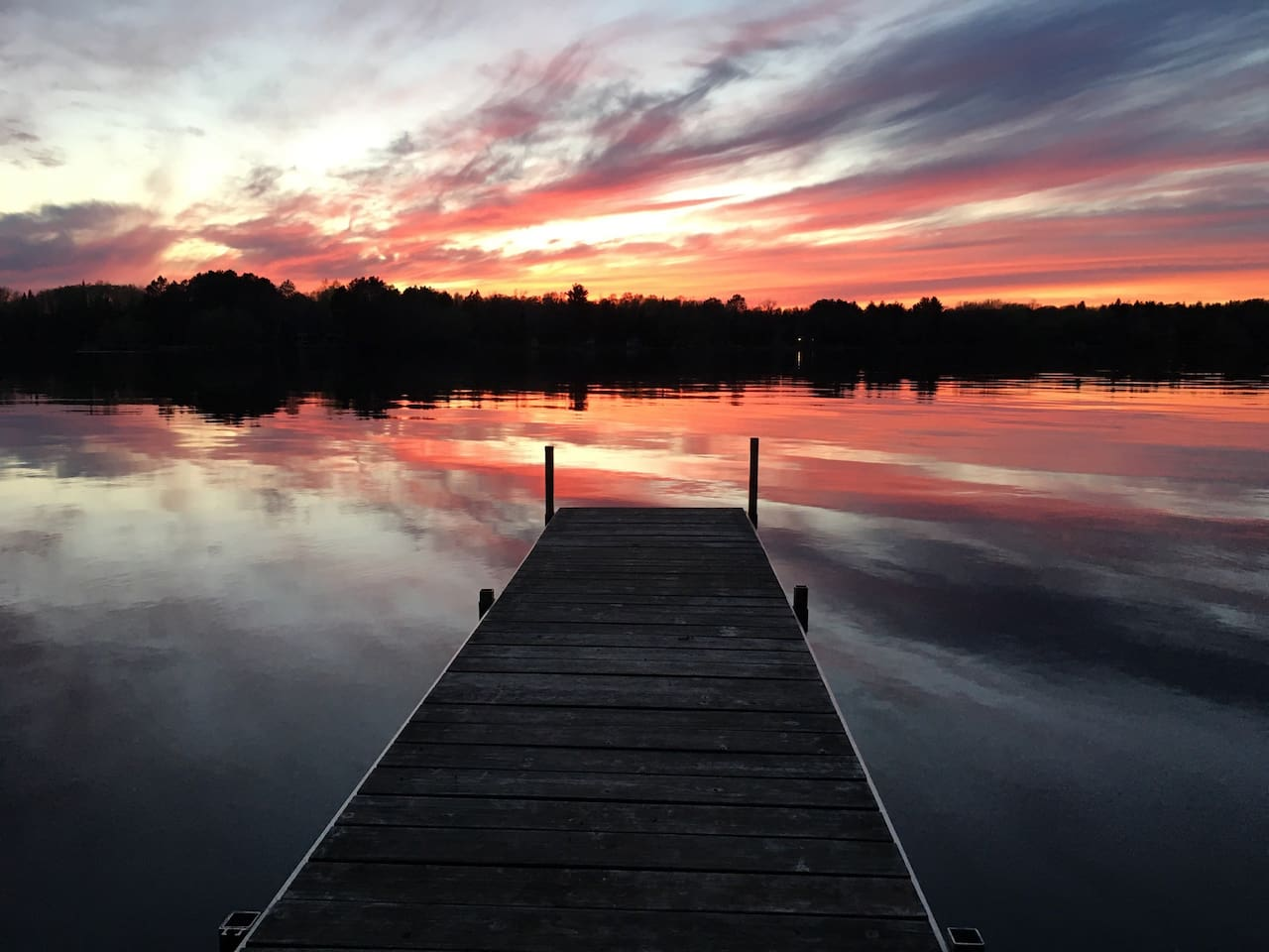 Beautiful sunsets (no filter!)