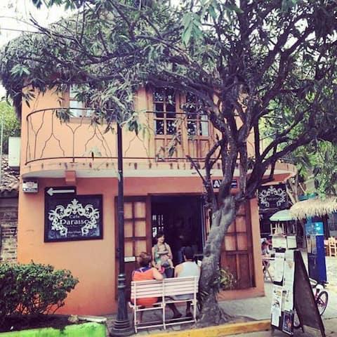 Casa Lola in heart of San Pancho