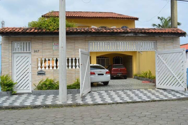APARTAMENTOS MOREIRA casa térrea locação temporada