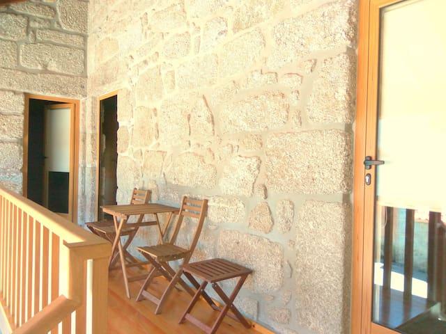 Casa da Lagiela - rural senses - Suite T2