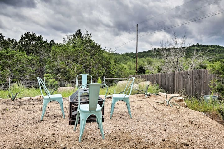 You'll be just 25 miles from downtown Austin!