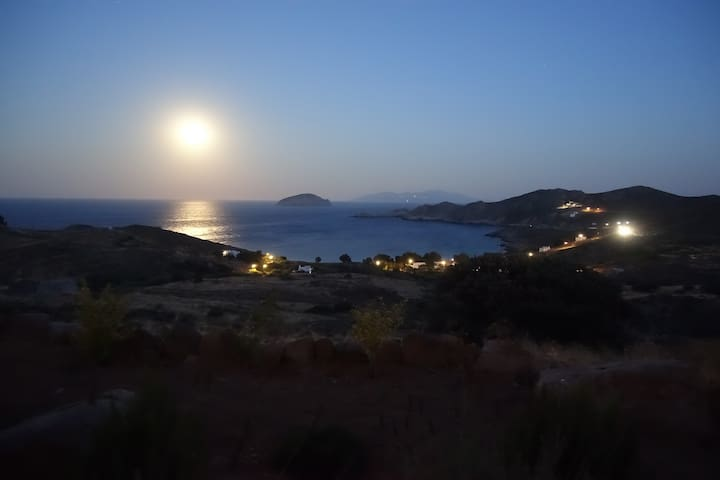 Island Dream House with View - Serifos - Rumah